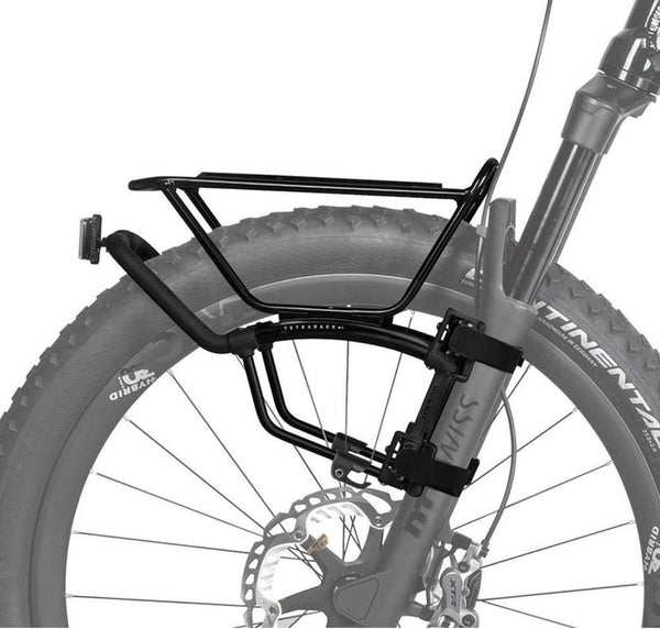 Topeak Tetra Rack M1 Front Strap Mount Fork for MTB - Pitcrew.nz