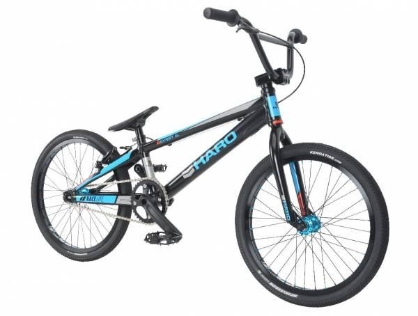 Haro Racelite Expert XL SG Black 20 TT Race BMX - Pitcrew.nz