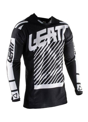 2019 Leatt BMX Jersey GPX 2.5 Junior Black - Pitcrew.nz