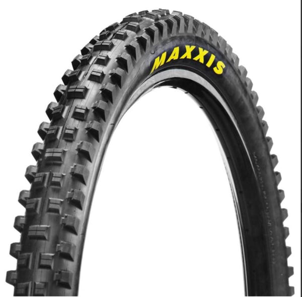Maxxis Shorty 27.5 x 2.4 3C Maxx Grip Tyre 2 ply wire - Pitcrew.nz
