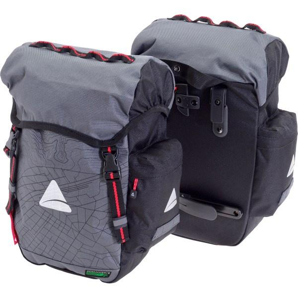 Axiom Seymour OceanWeave 22L Pannier Bags - Pitcrew.nz