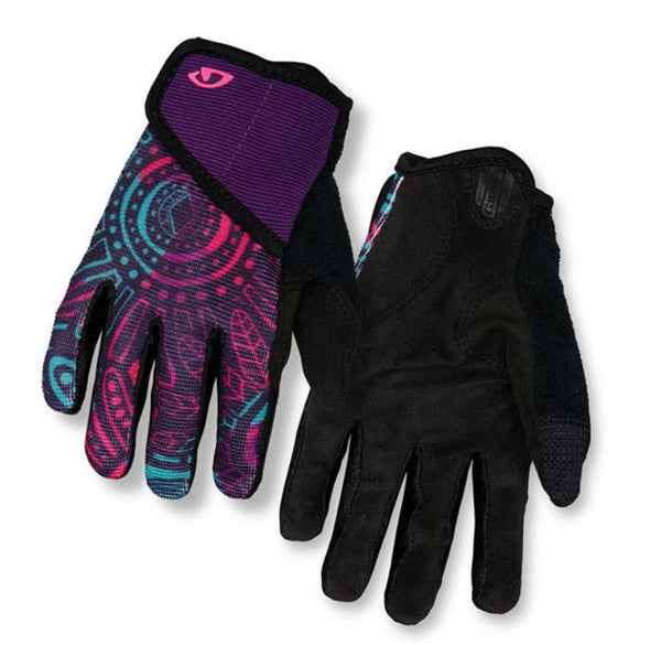 Giro DND Jnr II Gloves Blossom - Pitcrew.nz
