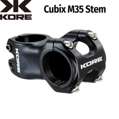 KORE Cubix Stem M35 35mm x 50mm - Pitcrew.nz