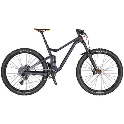 2020 Scott Genius 950 Black - Pitcrew.nz