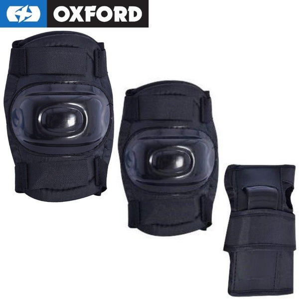 Protection - Oxford Junior Pad Set - Pitcrew.nz