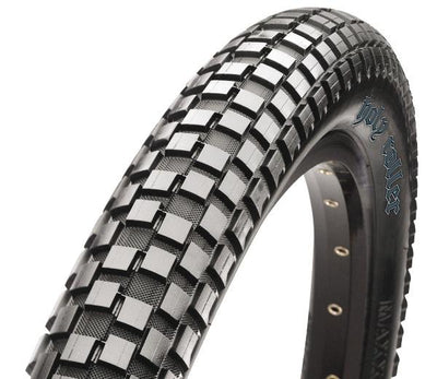 Maxxis 20 x 2.2 Holy Roller BMX Tyre 70a Wire