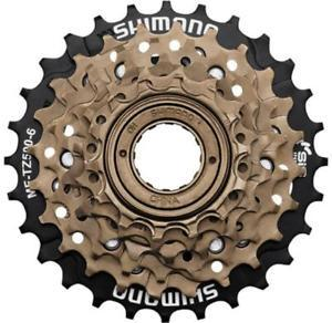 Shimano MF-TZ500 Multi Freewheel 7-Speed 14-28 Bike Parts Shimano