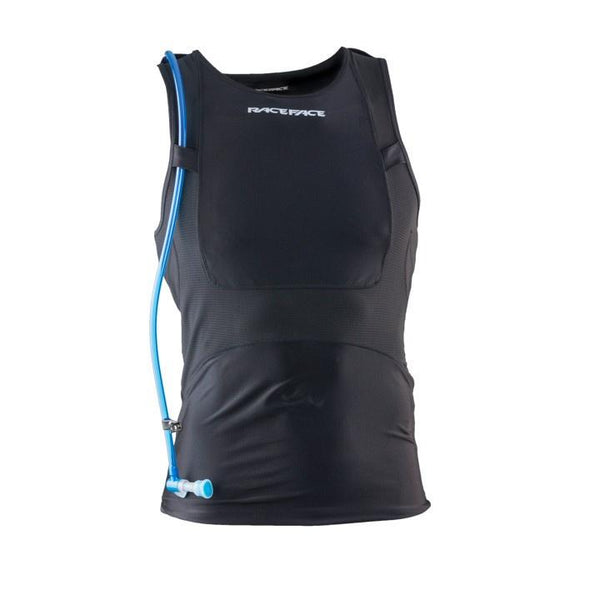 Race Face Stash Mens Tank Stealth - Pitcrew.nz