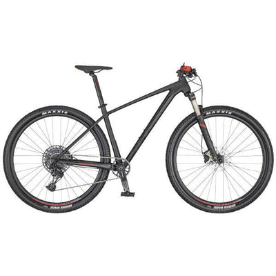 2020 Scott Scale 980 Black / Red - Pitcrew.nz