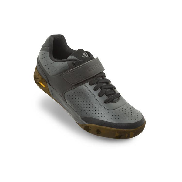 Giro Chamber II Shoes Dark Shadow/Black - Pitcrew.nz