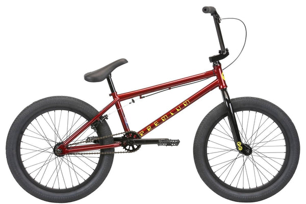 2020 Premium Inspired 20.5tt Cherry Cola BMX - Pitcrew.nz