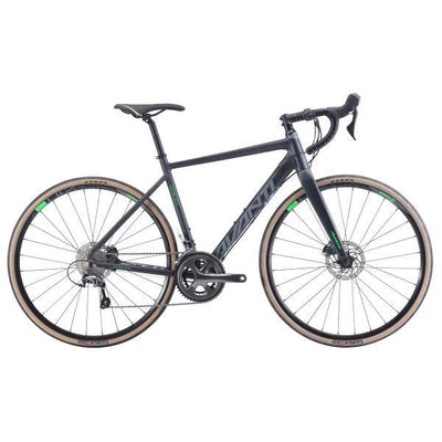 2020 Avanti Giro ER Black/Green - Pitcrew.nz