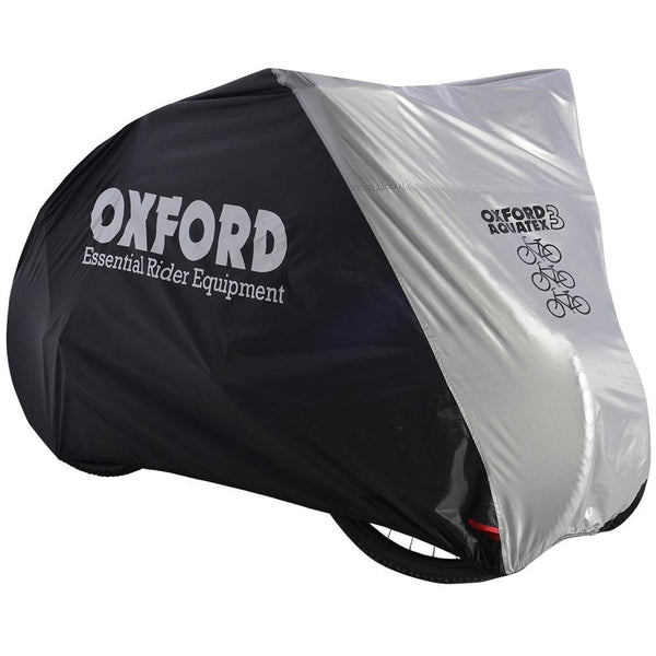 Oxford Aquatex Three Bike Cover - Pitcrew.nz