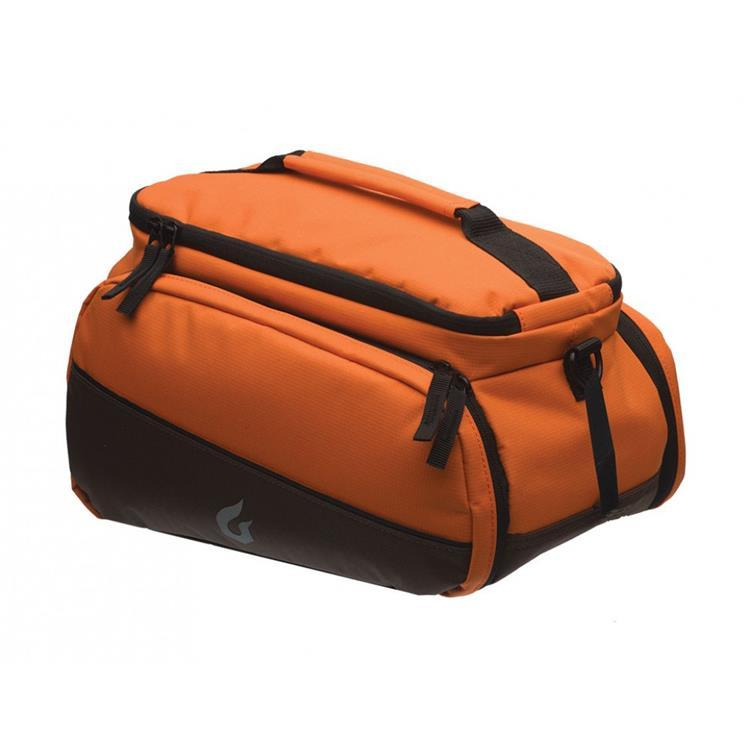 Blackburn Local Trunk Bag Orange - Pitcrew.nz