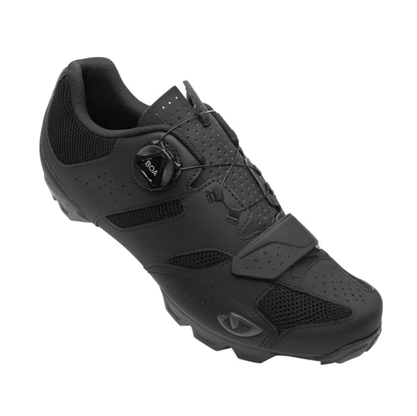 Giro Cylinder II Black Shoes Mens - Pitcrew.nz