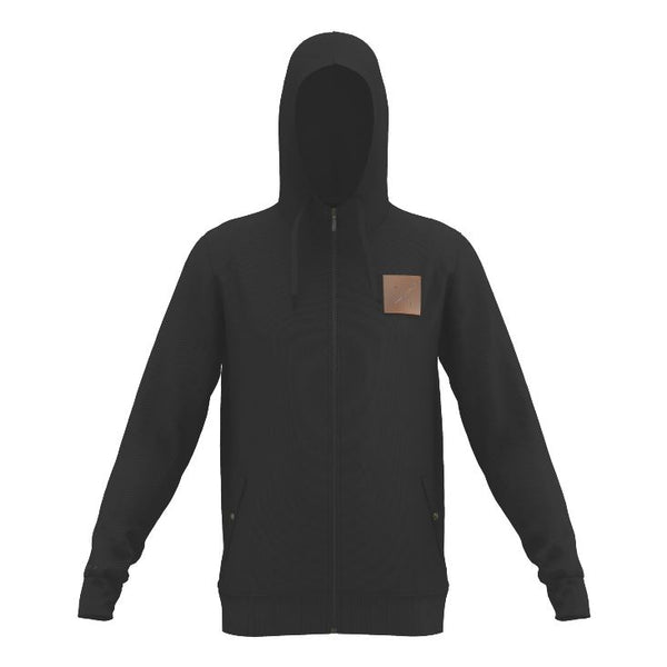 Scott 20 Zip Hoodie Mens Black - Pitcrew.nz
