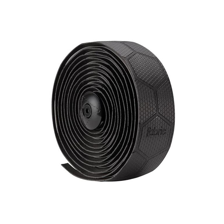 Fabric Road Bar Tape Hex Duo BLK/BLK - Pitcrew.nz