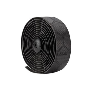 Hex Duo Fabric Road Bar Tape Black