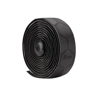 Fabric Road Bar Tape Hex Duo BLK/BLK