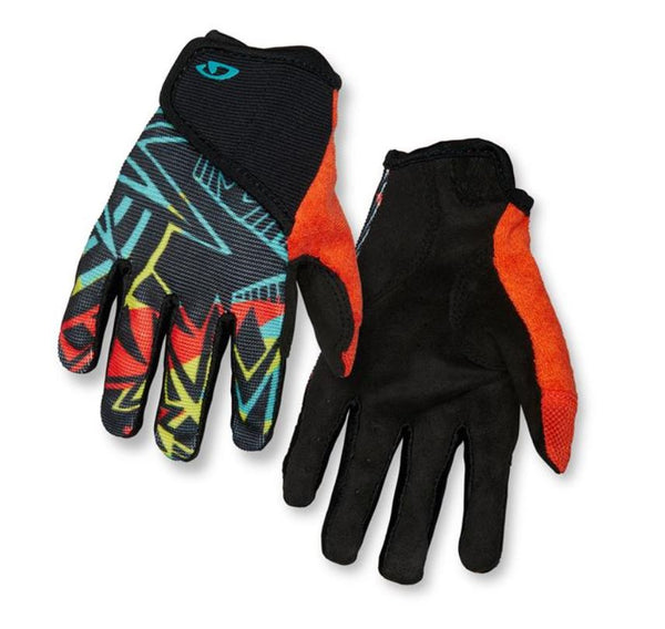 Giro DND Jnr II Gloves Blast - Pitcrew.nz