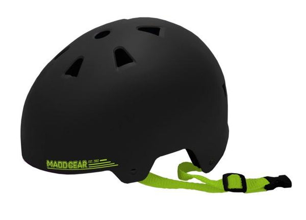 MADD Scooter Helmet Black - Pitcrew.nz