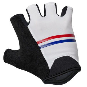 Solo Duo Mitt White Gloves