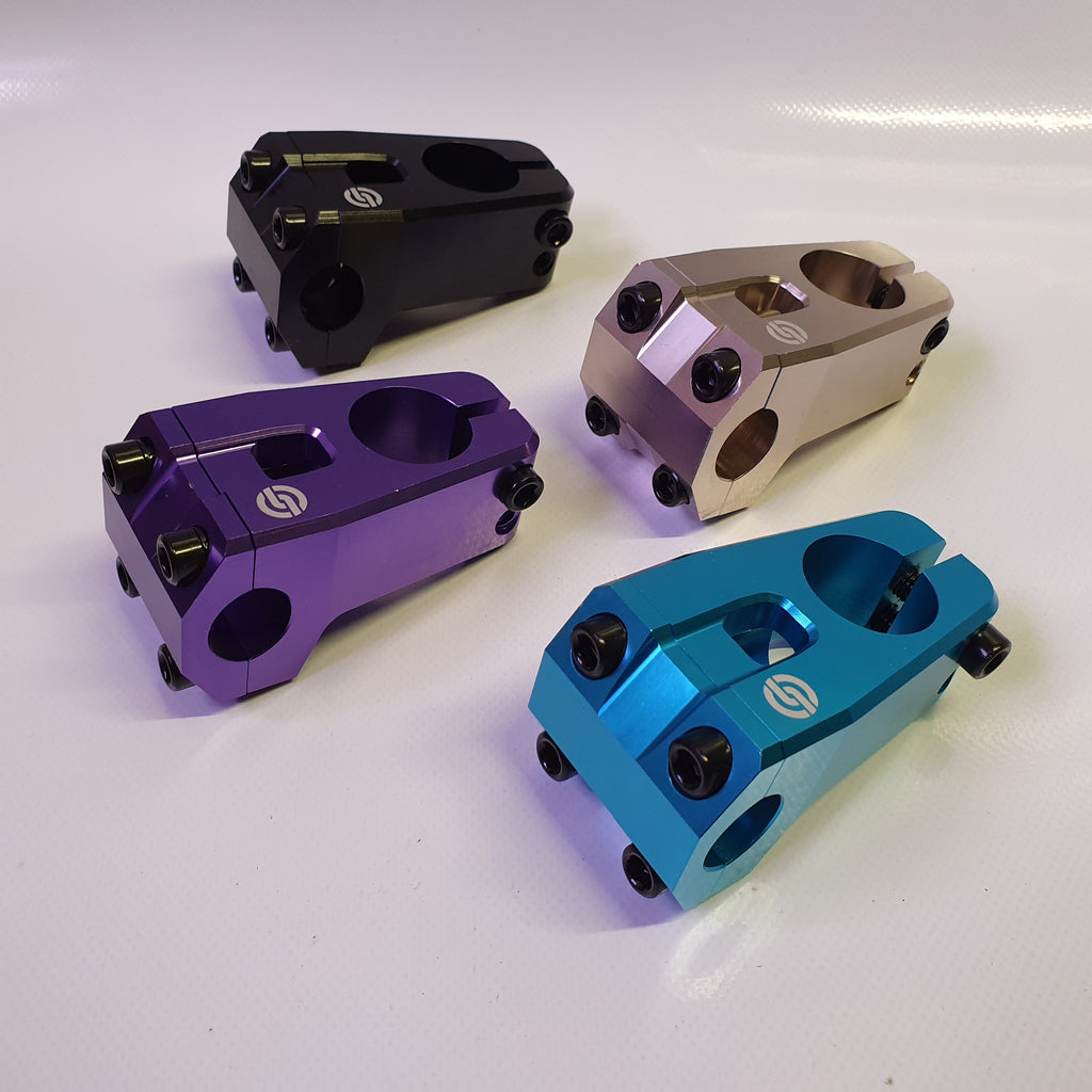 Salt Centre front load BMX stem 50mm - Pitcrew.nz