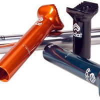 Eclat Torch Pivotal BMX Seatpost Mid 135mm - Pitcrew.nz