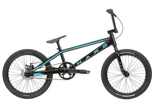 2020 Haro Racelite Pro XL 21tt Black Race BMX - Pitcrew.nz
