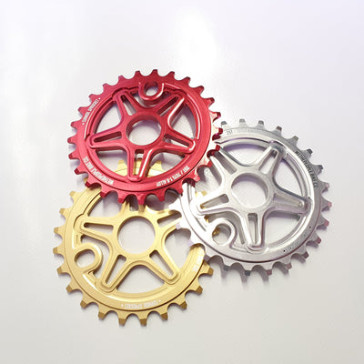 Wethepeople Turmoil BMX bolt drive Sprocket 25t - Pitcrew.nz