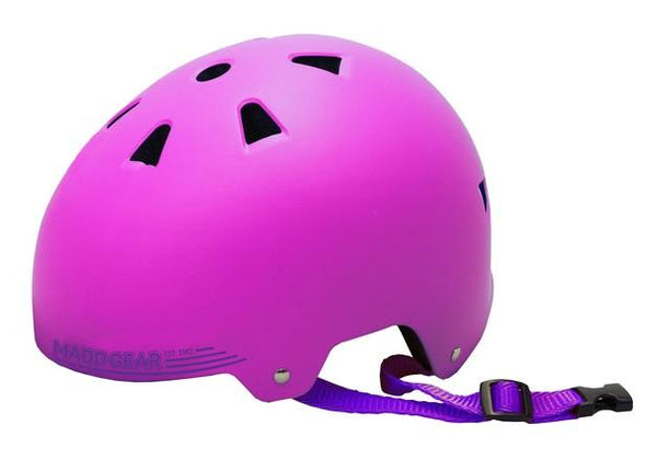 MADD Scooter Helmet Pink - Pitcrew.nz