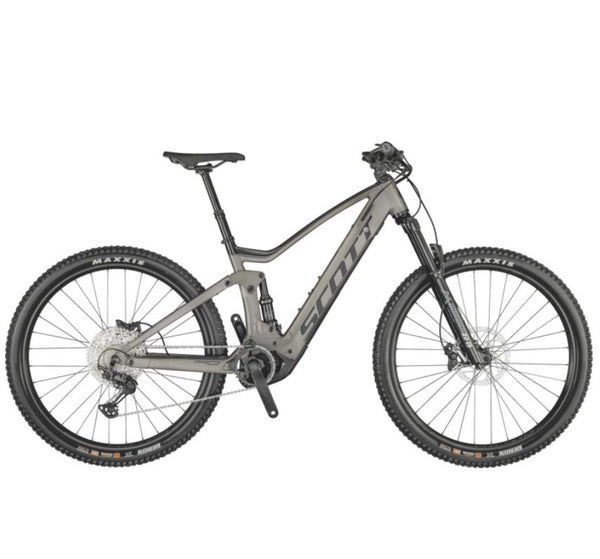 2021 Scott Strike eRide 920 Grey Charcoal - Pitcrew.nz