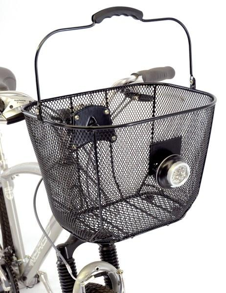 Axiom Fresh Mesh DLX Front Basket - Pitcrew.nz