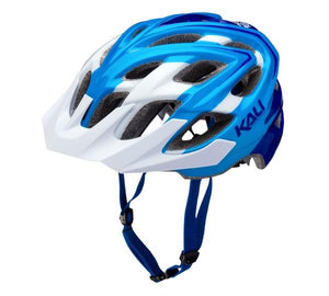 Kali Chakra PLUS Youth Helmet White/Blue