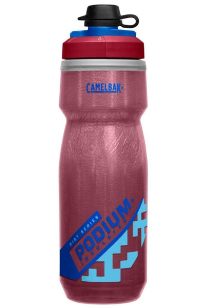 Bottle - Camelbak Podium Dirt Series Chill  0.6 var col - Pitcrew.nz