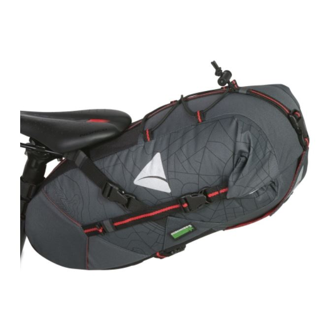 Axiom Seymour Seatpack 13L Grey - Pitcrew.nz