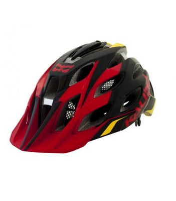 Kali Amara Paramount Helmet Red/Black/Yellow