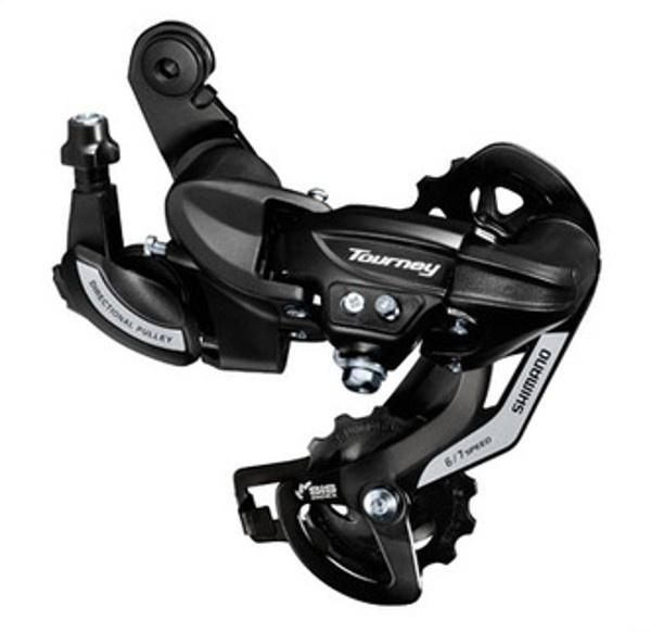 Derailleur -Shimano Tourney 6/7 Speed Derailleur TY500D Direct mount - Pitcrew.nz