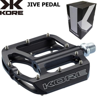 Kore Jive Alloy Pedals 9/16