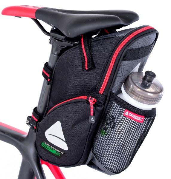 Axiom Seymour Wedge 2.8 H20 seatpost bag - Pitcrew.nz