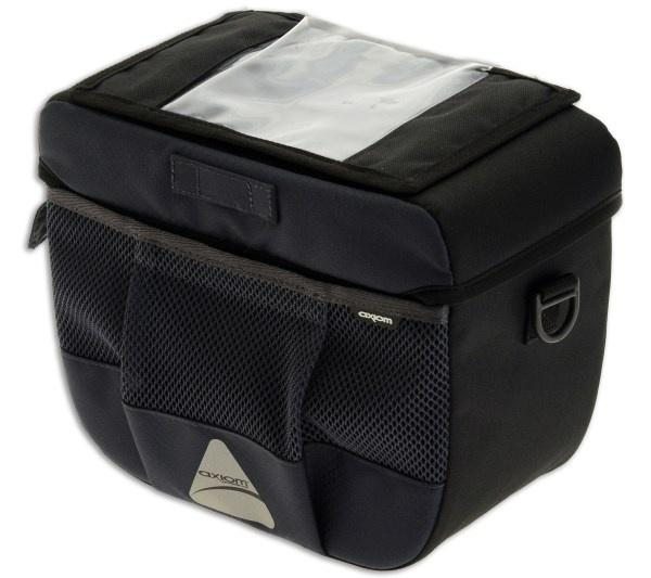 Axiom Barkeep DLX 9 Front Handlebar Bag - Pitcrew.nz
