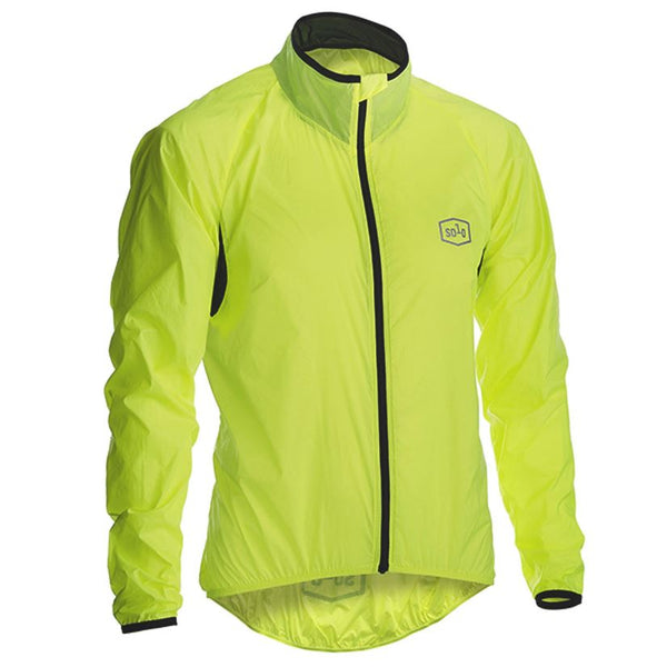 Solo Jacket Lightweight Yellow - Pitcrew.nz