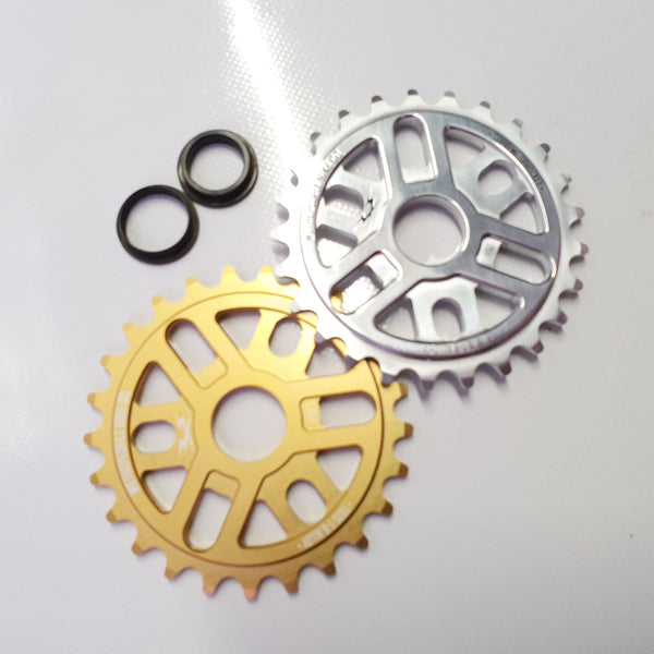 Wethepeople Supreme Sprocket Bolt drive 25t - Pitcrew.nz
