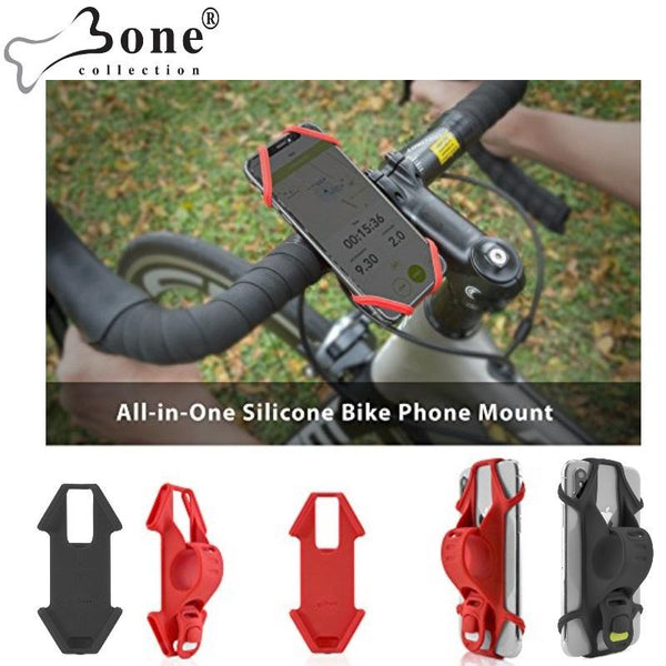 Bike Tie 2 Smart Phone Holder handle Bar Mount - Pitcrew.nz