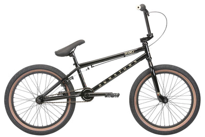 2020 Haro Downtown 20.5tt Black BMX - Pitcrew.nz