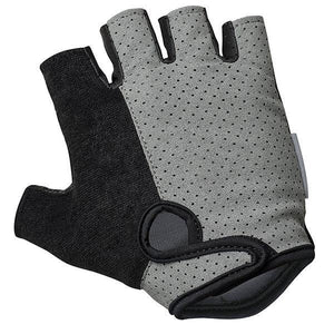 Solo Omni Mitt Fingerless Gloves Grey - Pitcrew.nz