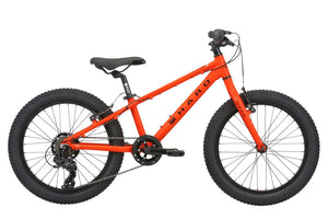 2020 Haro Flightline 20 Plus Orange Black - Pitcrew.nz