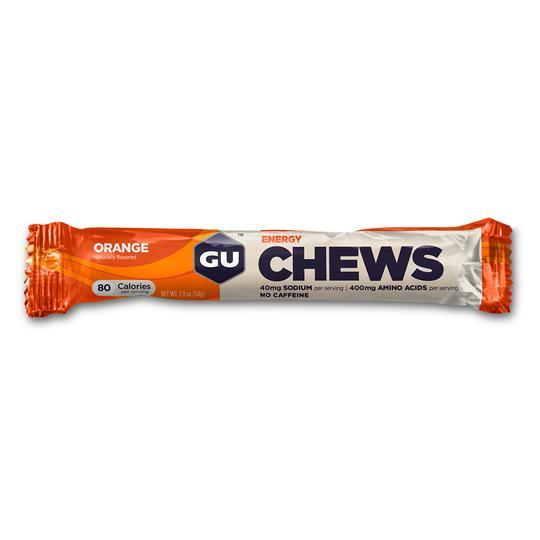 GU Chews Orange - Pitcrew.nz