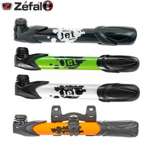 Zefal Mini Jet Pump Black/White