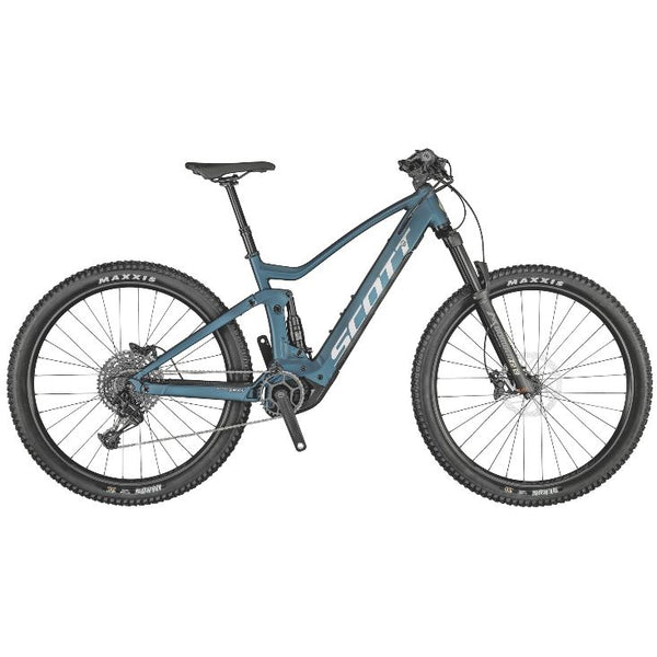 2021 Scott Strike E Ride 930 Blue - Pitcrew.nz